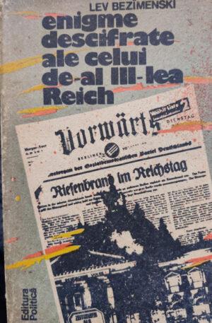 Enigme descifrate ale celui de al III-lea Reich