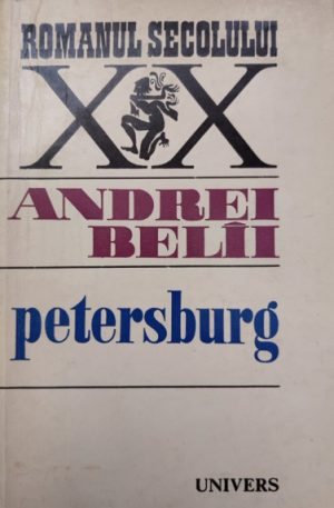 Andrei Bely Petersburg