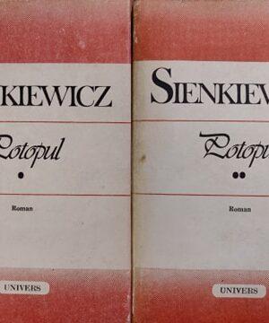 Sienkiewicz Potopul (2 volume)