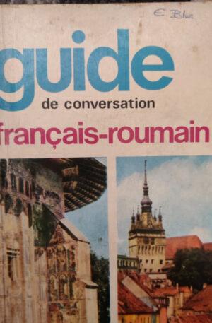 Sorina Bercescu Guide de conversation francais-roumain