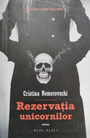 Cristina Nemerovschi Rezervatia unicornilor