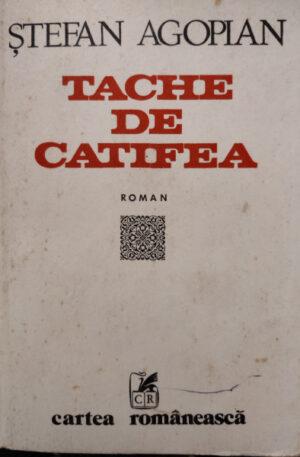 Stefan Agopian Tache de catifea