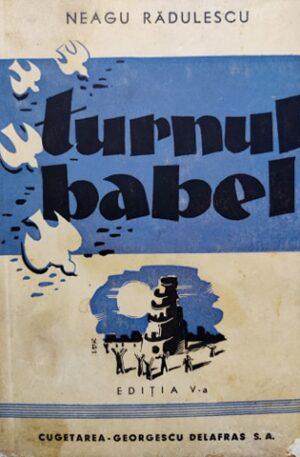 Neagu Radulescu Turnul Babel