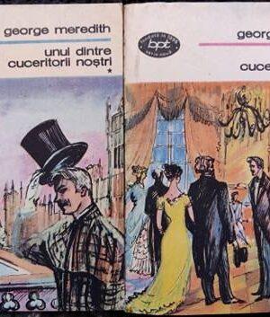 George Meredith Unul dintre cuceritorii nostri (2 volume)