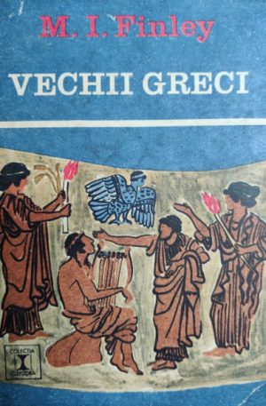 M. I. Finley Vechii greci