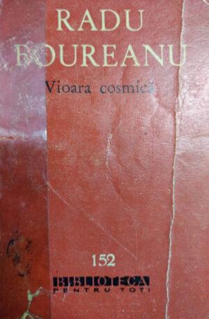 Radu Boureanu Vioara cosmica