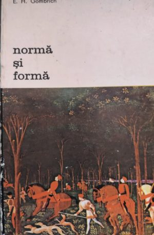 E. H. Gombrich Norma si forma