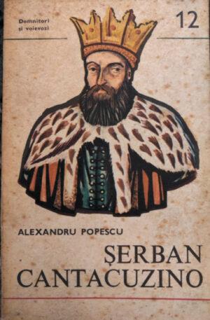 Alexandru Popescu Serban Cantacuzino