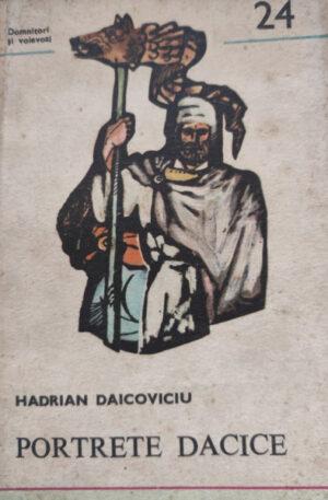 Hadrian Daicoviciu Portrete dacice